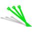 rie:sel design cable:tie Grønn